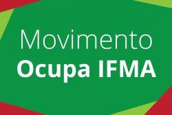 ocupa-ifma
